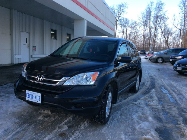 2nd buy from Brockville Honda