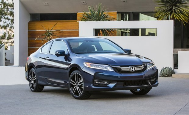 Here are the different versions of the 2017 Honda Accord