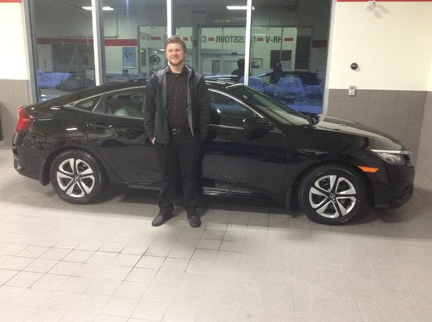 First new car