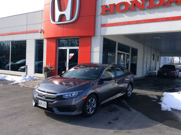 2nd Civic from Brockville Honda