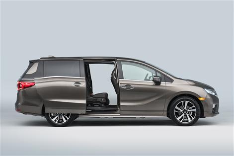 Honda Receives Five Resale Value Awards