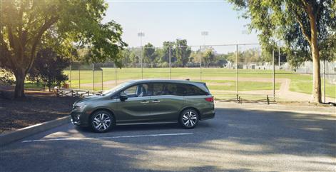 Honda reçoit cinq prix reliés à la valeur de revente