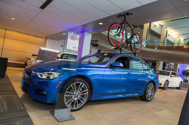 Salon de l'auto d'Ottawa 2017 : BMW Série 3 2017