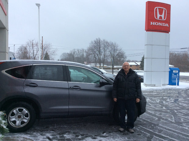 Honda owner for 15 years