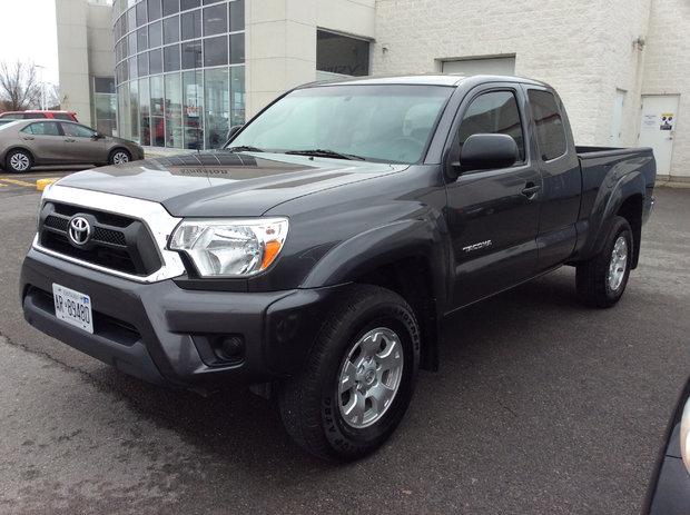 My second Toyota
