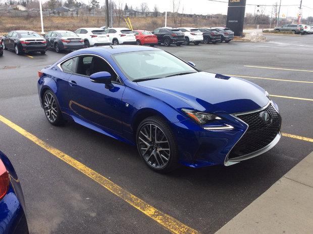 New sports car!
