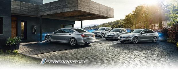Mieux comprendre le système BMW iPerformance