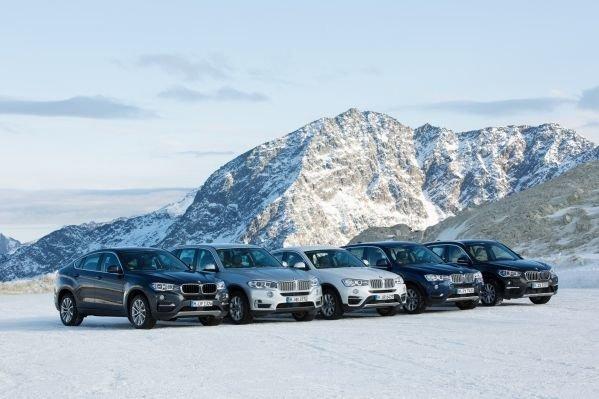 BMW : une gamme complète de véhicules utilitaires sport
