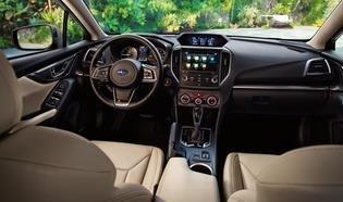 La Subaru Impreza 2017 est sur la liste des 10 meilleurs habitacles de WardsAuto