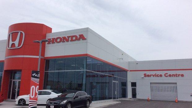 Great service at Orleans Honda!!