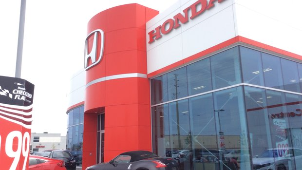 2nd Honda from Orleans Honda