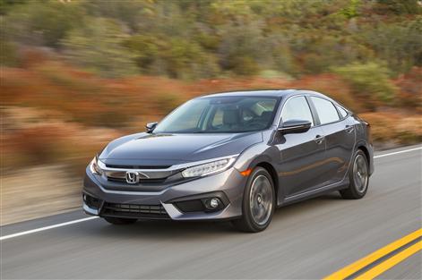 Honda Civic 2017 contre Mazda3 2017 : c'est une question de prix