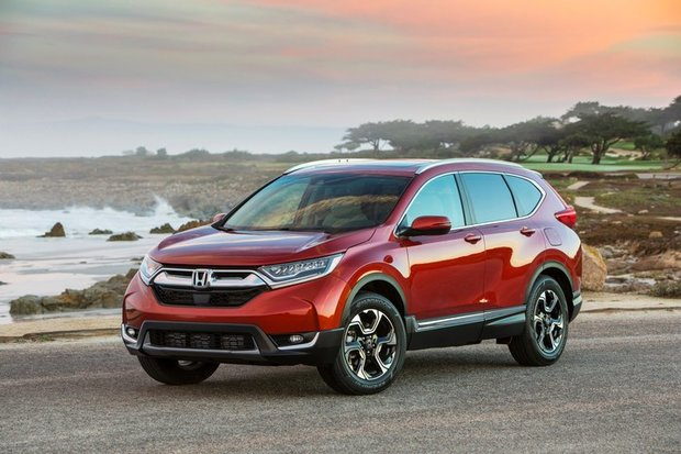 2017 Honda CR-V vs 2017 Ford Escape vs 2017 Nissan Rogue: Not easy to decide
