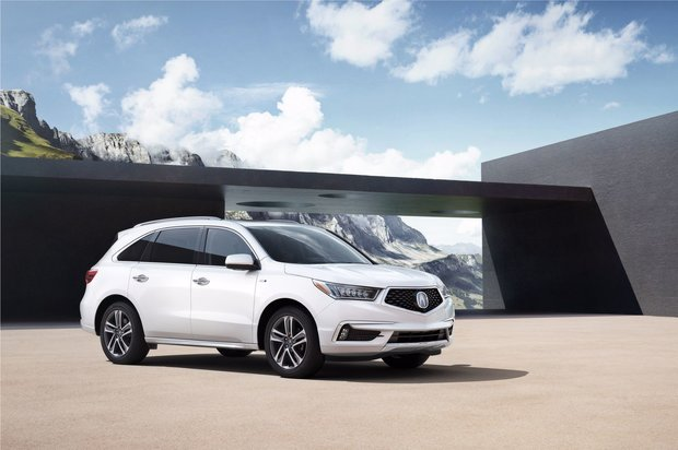 The 2017 Acura MDX reviews are out