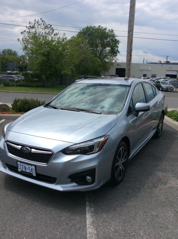 Fourth Subaru