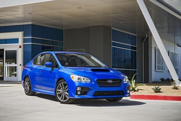 2018 Subaru WRX: more safety, same pleasure