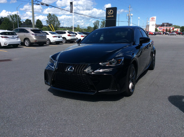My new IS 300!