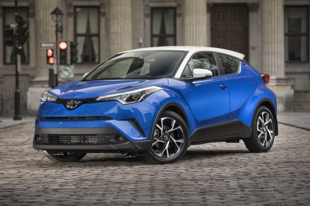 On the fence between the 2018 Toyota C-HR and 2017 Toyota RAV4?