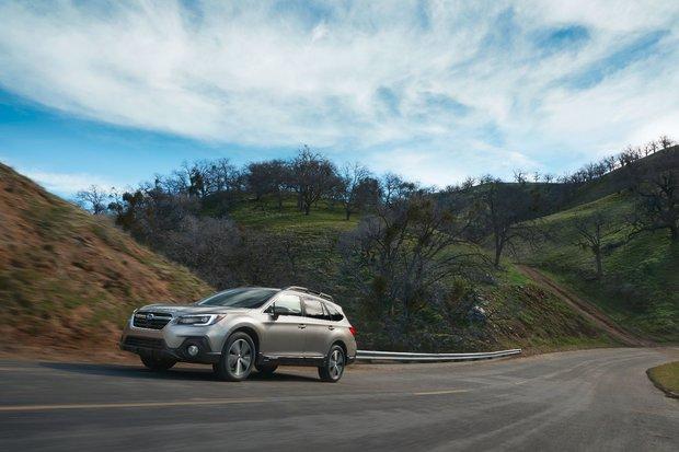 Subaru Outback 2018: de nouvelles fonctionnalités avec la sécurité comme priorité