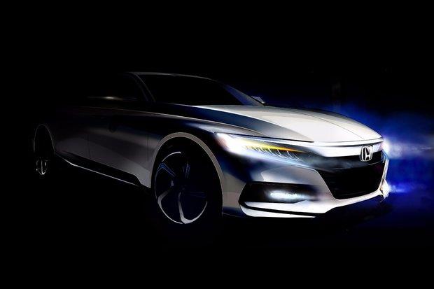 Une nouvelle Honda Accord 2018 arrive plus tard cette année