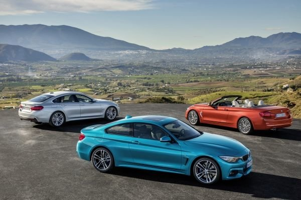 2017 BMW 4 Series: a model for all tastes