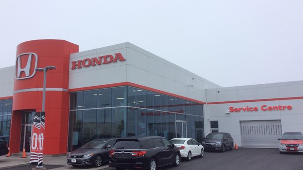 Thanks Orleans Honda service department!