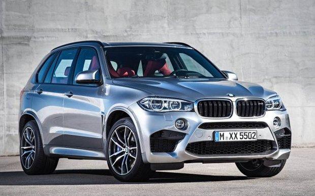 En savoir plus sur le BMW X5 2017