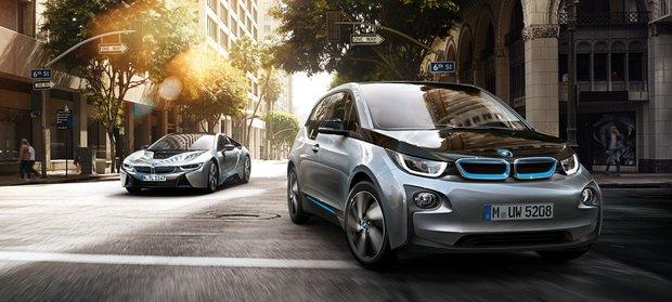 BMW en avance sur la compétition avec ses véhicules électriques