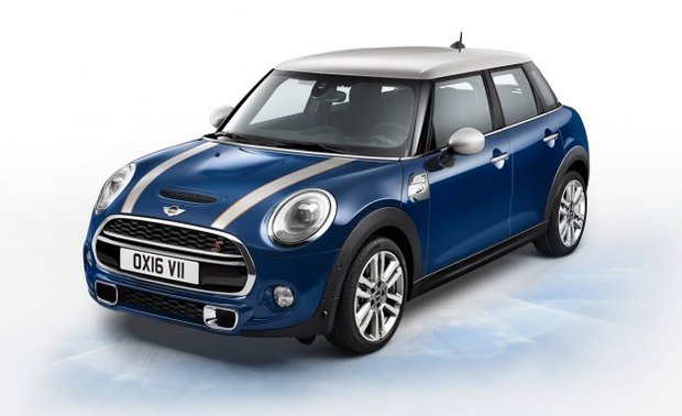 What they say about the new 2017 MINI Cooper
