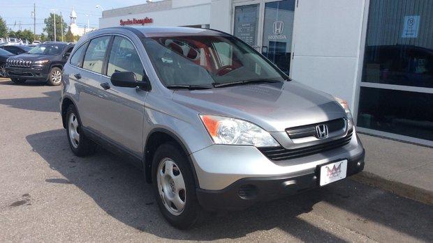 My Honda CRV