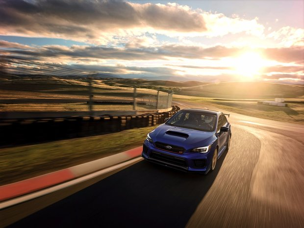 Subaru WRX STI Type RA : encore plus de performances