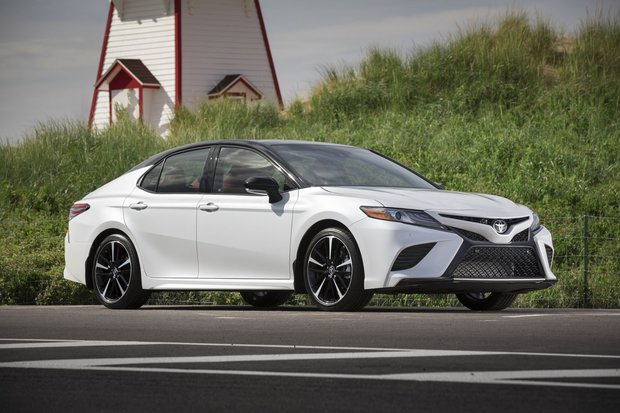 The 2018 Toyota Camry reviews are out