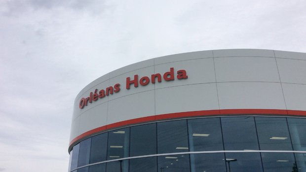 My first Honda