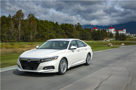 2018 Honda Accord: improved at every level