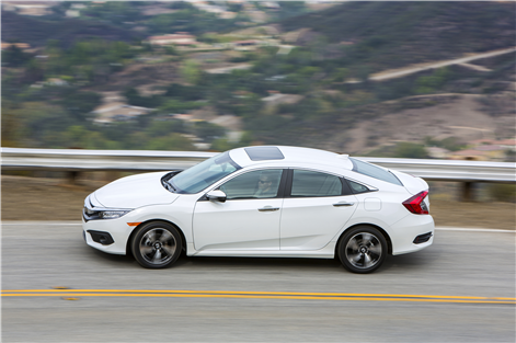 2018 Honda Civic: still the best-selling car in the country