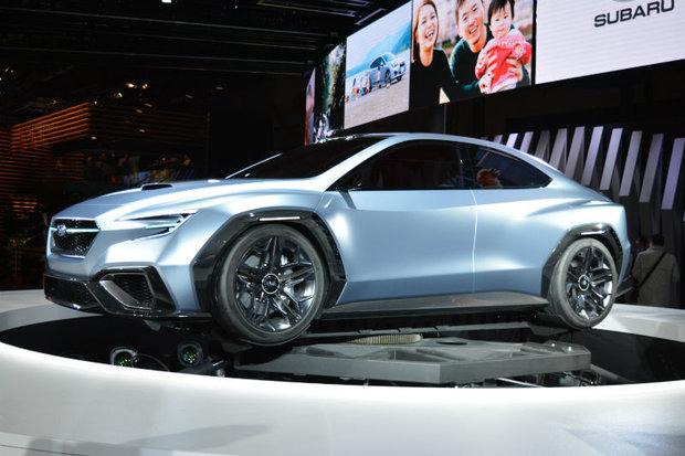 Le spectaculaire concept Subaru Viziv Performance dévoilé à Tokyo
