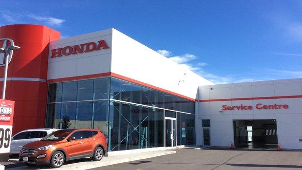 Thank you Orleans Honda service department!