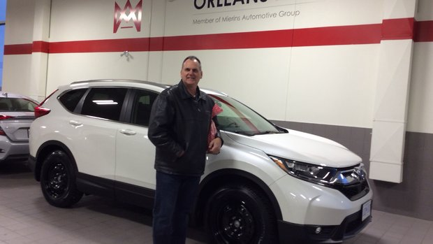 Excellent care with Leah at Orleans Honda