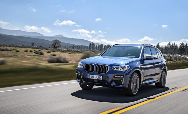 2018 BMW X3: back with more punch
