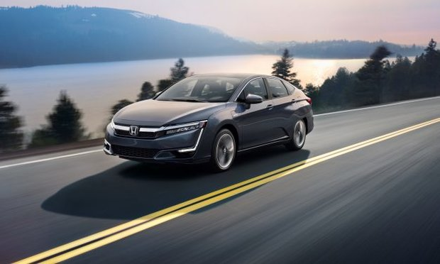 2018 Honda Clarity Plug-In Hybrid: A Roomy, Premium Plug-In Hybrid