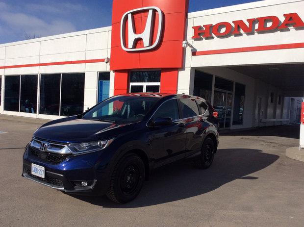 My First Honda!
