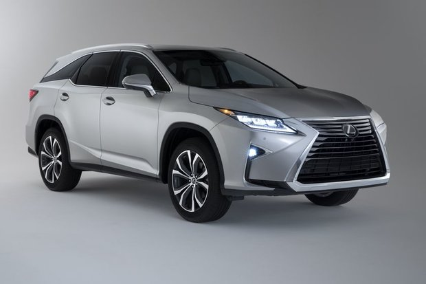 2018 Lexus RX: Stylish Versatility