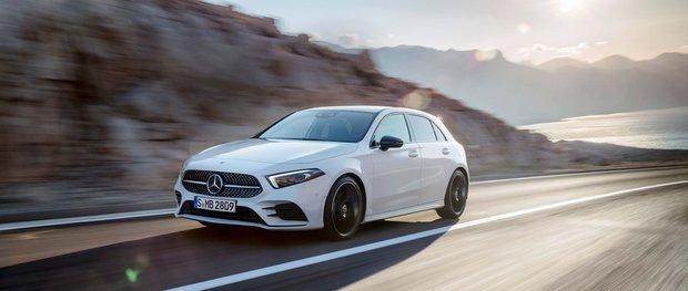 Mercedes-Benz Classe A 2019 : une nouvelle Mercedes-Benz au Canada