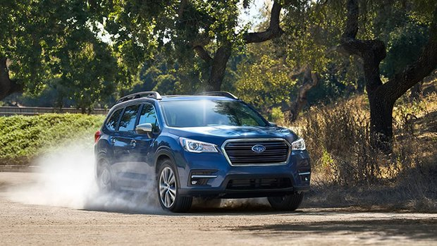 The 2019 Subaru Ascent goes on sale this summer