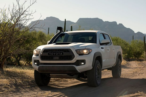 The 2019 Toyota TRD Pro lineup is even more impressive