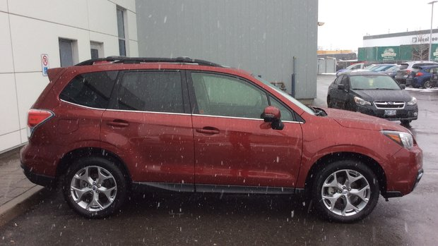 New 2018 Forester Subaru 2.5i LIMITED