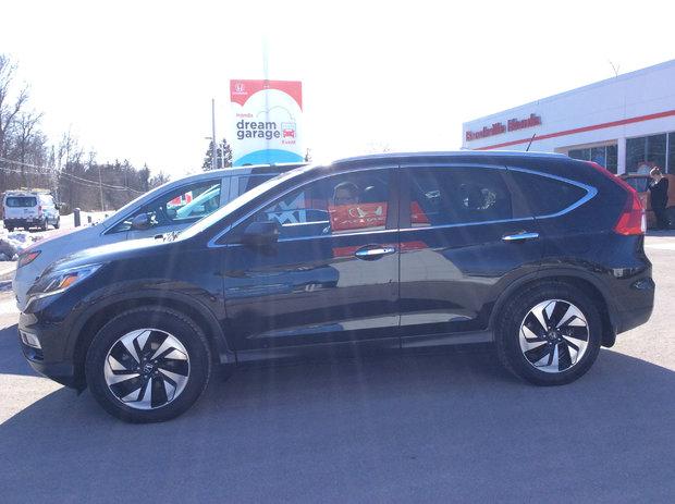 15th vehicle with Honda! (Honda CRV)