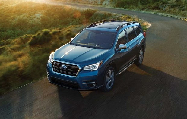 Salon de l'auto d'Ottawa : Subaru Ascent 2019