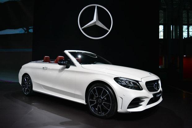 Deux nouvelles versions de la Mercedes-Benz Classe C 2019 dévoilée à New York