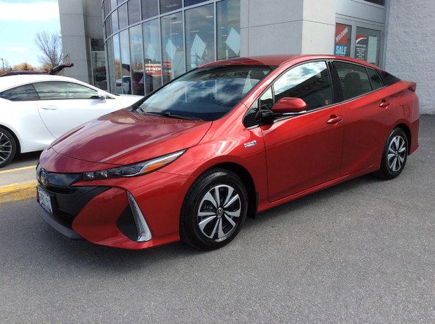 Our 1st Hybrid (2018 Toyota Prius)